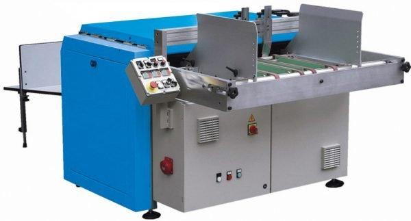 Нов модел машина за фрезоване на биговащ канал