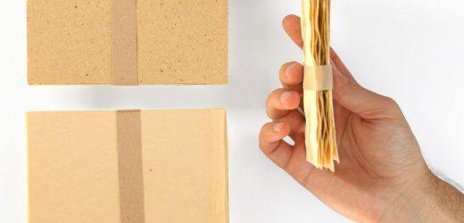 Украинци произвеждат хартия от паднали листа