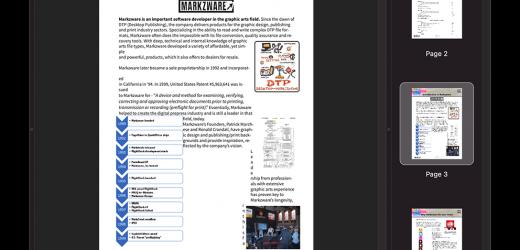 Markzware стартираха PDFmarkz – софтуер за преобразуване на PDF