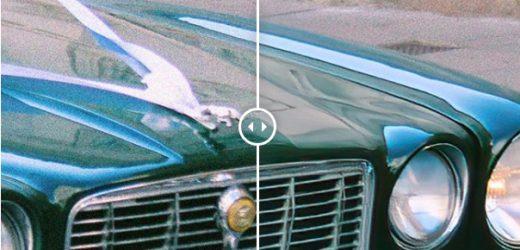 Намалете шума в изображенията с DeNoise AI