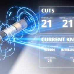 Интелигентен резец за полиграфически нож