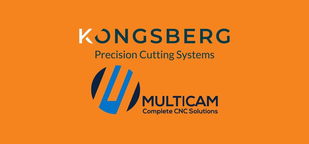 Kongsberg придобива MultiCam