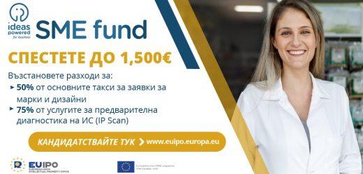 Програма за финансиране на марки и промишлени дизайни