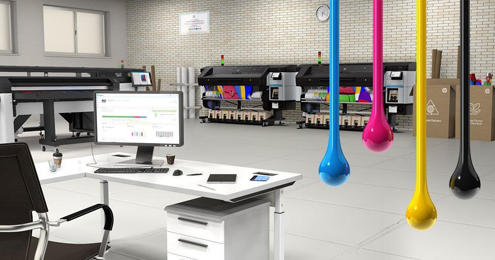 HP обяснява устойчивостта на технологията за печат на латексовото мастило