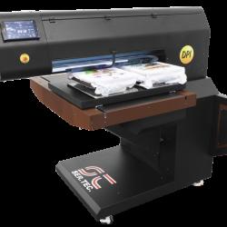 Печат на 120 тениски в час с дигиталните машини Eagle