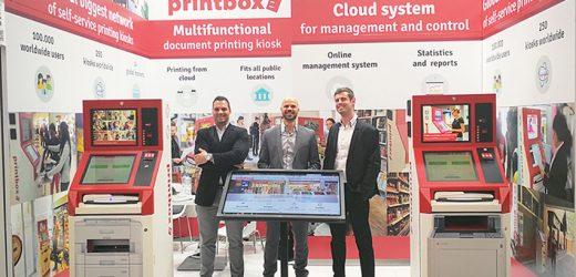 Printbox – киоски за печат, копиране и сканиране