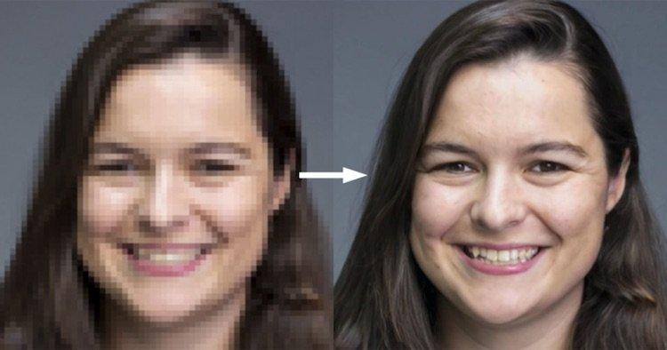 Google oбучи изкуствен интелект за увеличаване резолюцията на снимки