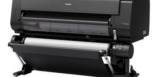 Нова серия принтери imagePrograf на Canon