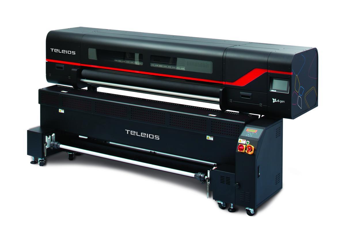 Тотем Груп ще демонстрират на Copis DGEN машина за печат върху памук, както и принтер EPSON с флуоресцентни мастила