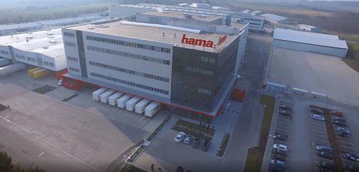 Една машина, която замества две – KM-1е в Hama