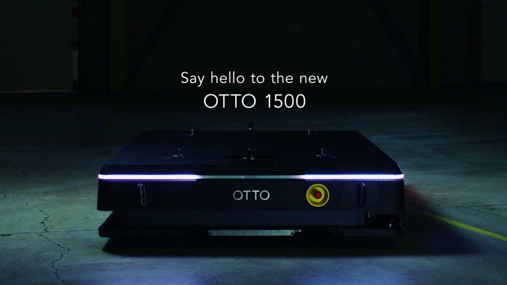 мобилни роботи OTTO 1500