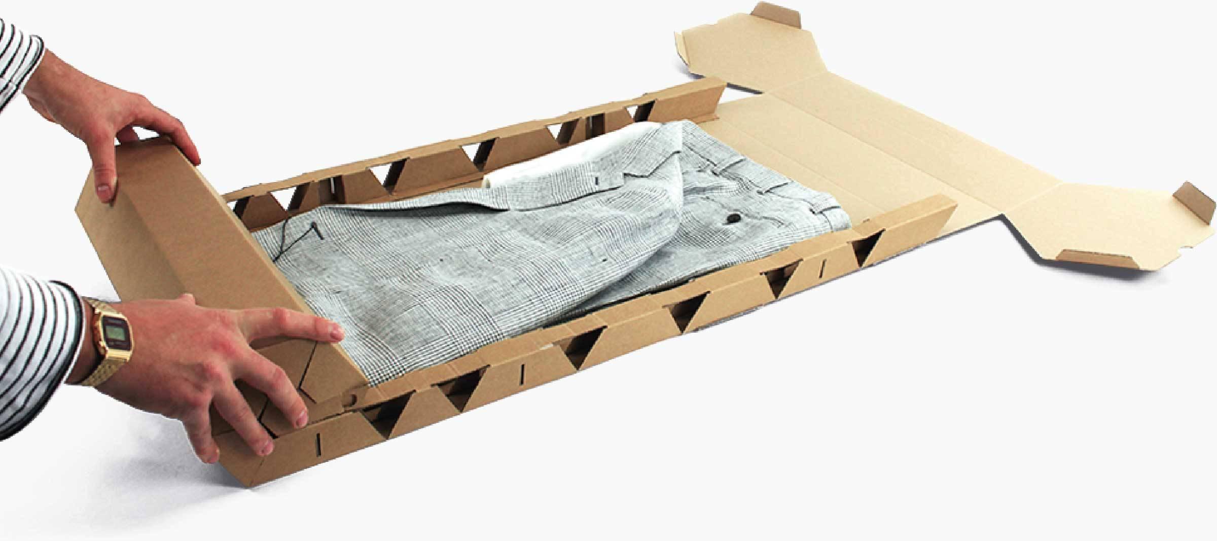 Вдъхновяваща опаковка-рола